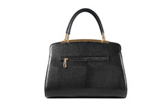 Women black bag Royalty Free Stock Photography