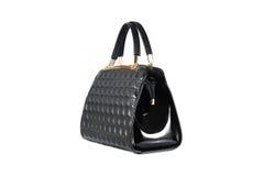 Women black bag Royalty Free Stock Image