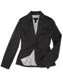 Women black jacket Stock Images