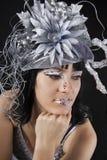 Women bodyart Royalty Free Stock Photography