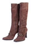 Women boots Stock Photography