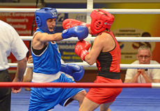 Women Boxing Stock Photography