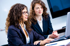Women in business Royalty Free Stock Photo