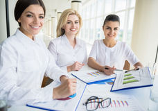 Women in business Royalty Free Stock Photography