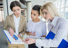 Women in business Stock Photography