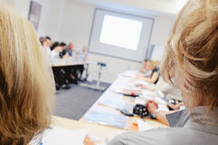 Women in Business seminar. Stock Image