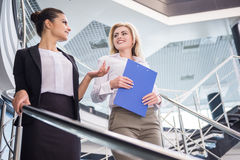 Women in business Royalty Free Stock Photos