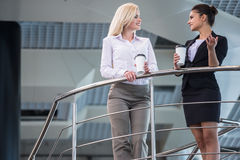 Women in business Royalty Free Stock Image