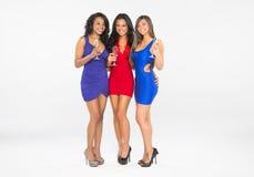 Women Celebrating Royalty Free Stock Image