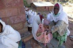 Women and children, Ethiopia Stock Photos