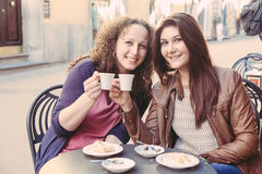 Women in the City Stock Photography