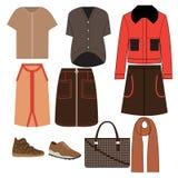 Women clothes Stock Photos