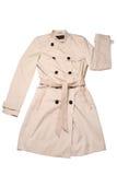 Women coat Stock Photography
