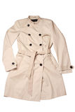 Women coat Royalty Free Stock Photography
