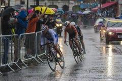 Women' corsa di strada olimpica di s Fotografie Stock