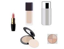 Women cosmetics Royalty Free Stock Image