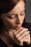 Women crying. Stock Photo