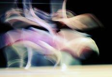 Women dance performance Stock Images