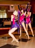 Women dancers Royalty Free Stock Image
