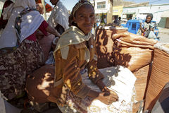 A women, Ethiopia Stock Photos