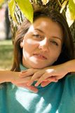 Women face Royalty Free Stock Image