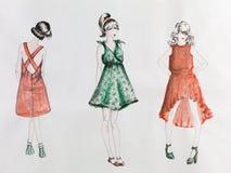 Women fashion Royalty Free Stock Image