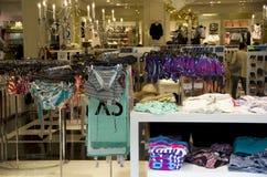 Women fashion store stock photo