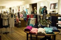 Women fashion store Royalty Free Stock Photography