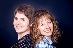 Women friends Royalty Free Stock Photo