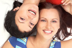Women friends Stock Photos