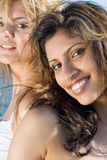 Women friends Stock Photography