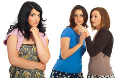 Women gossip Stock Photos