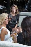 Women Gossiping Stock Photo