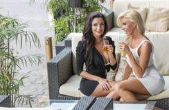 Women Gossiping Royalty Free Stock Photography