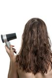 Women hair Royalty Free Stock Photo