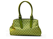 Women hand bag. Women handbag stock photo