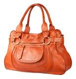 Women handbag. On white background stock images