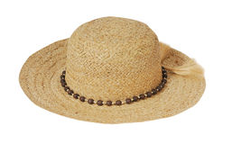 Women hat Royalty Free Stock Photography
