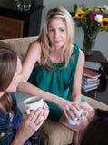 Women Having Coffee Royalty Free Stock Photography