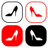 Women high heel Royalty Free Stock Image