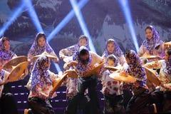 Women of huian county Royalty Free Stock Photos