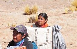 Women-indians. Stock Photo