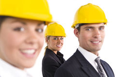 Women In Industry Royalty Free Stock Photography
