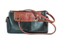 Women leather handbag Royalty Free Stock Photo