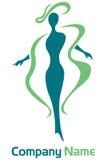 Women logo Stock Image