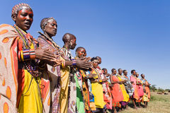Women Maasai Stock Photos