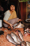 Women market in India. Stock Photography