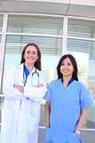 Women Medical Team Partnership Royalty Free Stock Image
