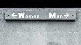 Free Women Men Sign Stock Photos - 29462633