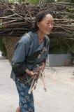 Women Of Miao Minority Stock Photo